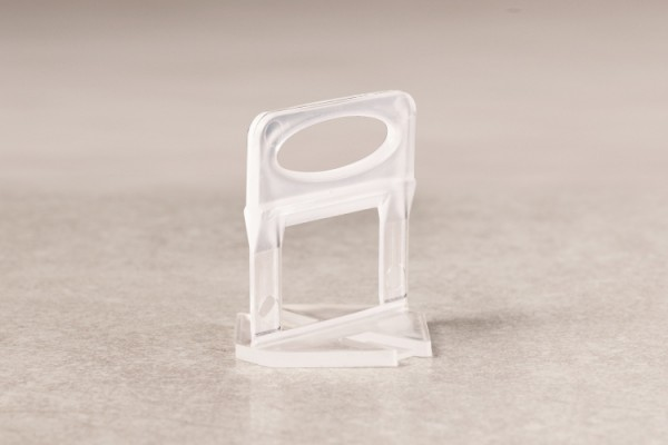 Verlegefix 1000 Laschen 1,0 mm Fliesen Nivelliersystem Kompatibel zu Planfix Verlegehilfe Verlegesys