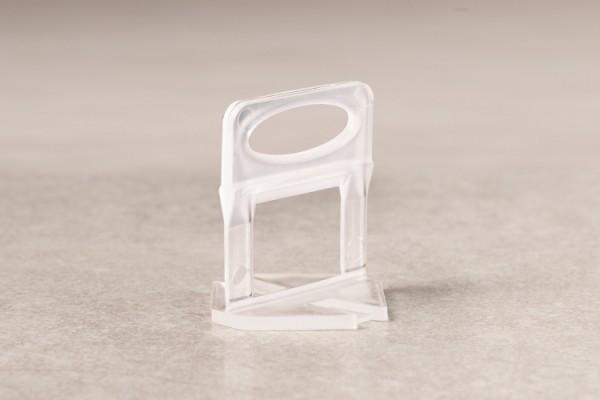 Verlegefix 100 Laschen 1,5 mm Professional Fliesen Nivelliersystem Kompatibel Planfix Verlegehilfe