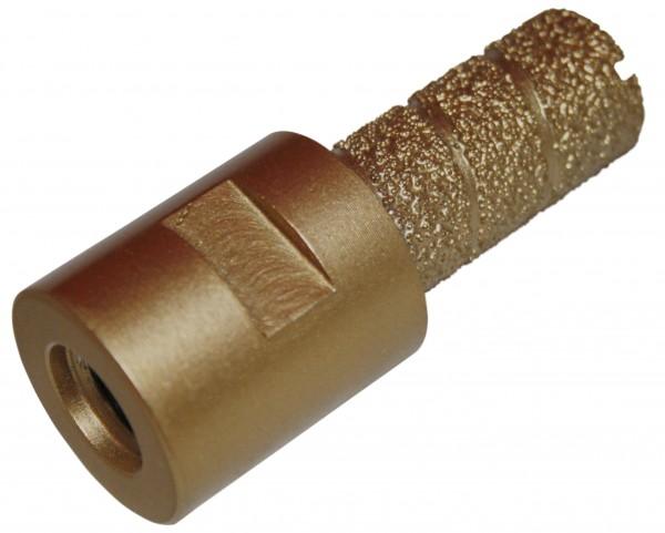 Diamant Finger-Fräser mit M 14-Aufnahme