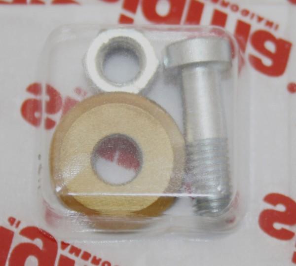 Sigma Ersatzrädchen 16 mm mit Achse, Titanstahl