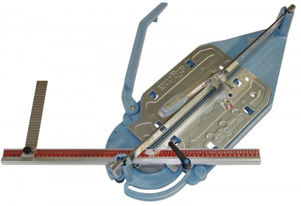 Sigma Fliesenschneider 3 B4K Klick Klock, 64 cm Schnittlänge