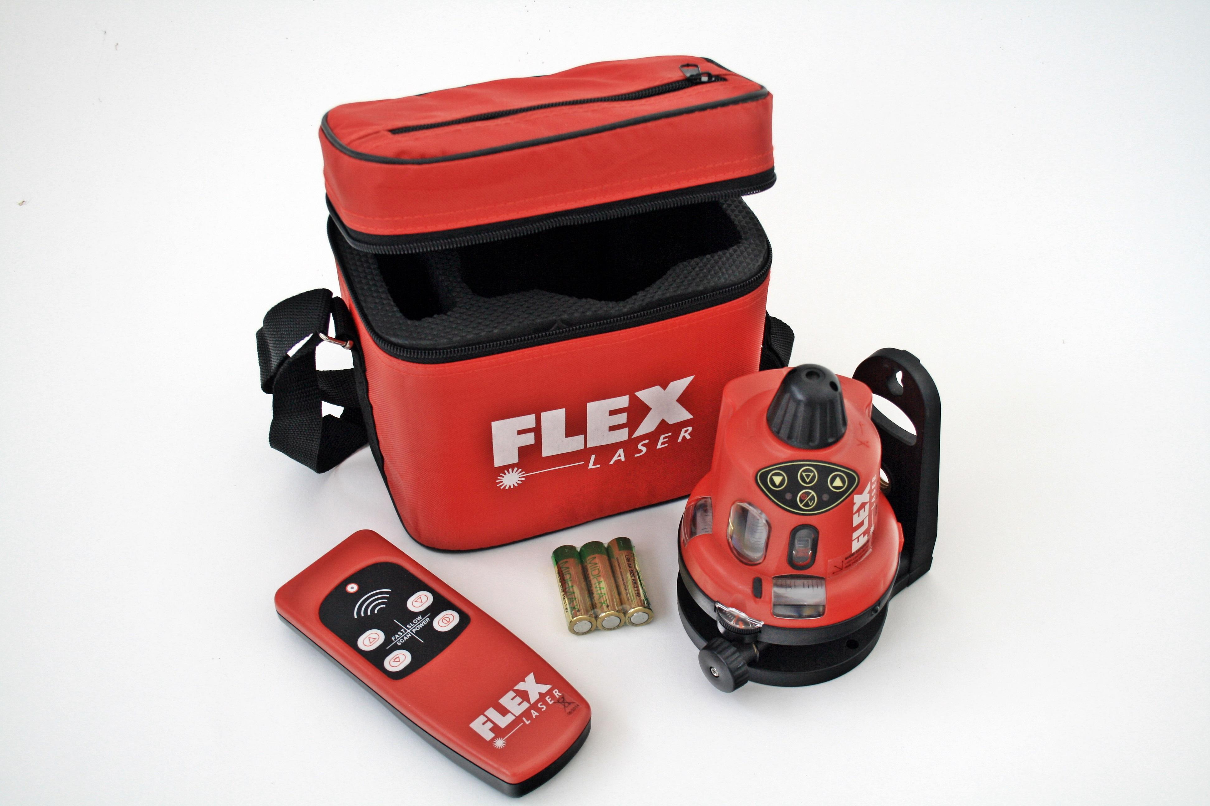 Flex rotationslaser alr sonderposten lasermessgeräte