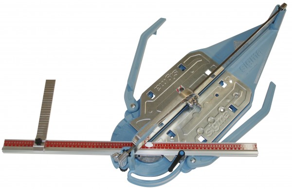 Sigma 3c2m - tile cutter - 74 cm cutting length