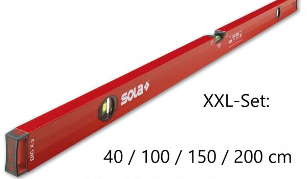 Sola BIG X Set XXL / 40, 100, 150, 200 cm im Set