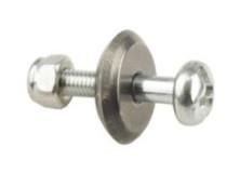 Sigma Ersatzrädchen für Kera-Cut 13 mm mit Achse (Sigma 014G)