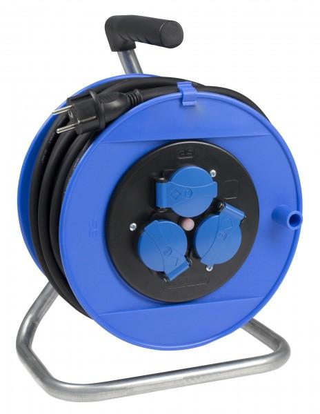 Sicherheits-Kabeltrommel 260 mm Ø (blau)