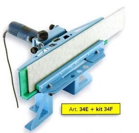 Sigma Bull Kantenschleifmaschine inkl. Tischständer