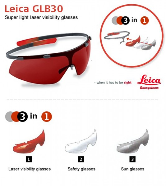Leica Laserbrille GLB 30
