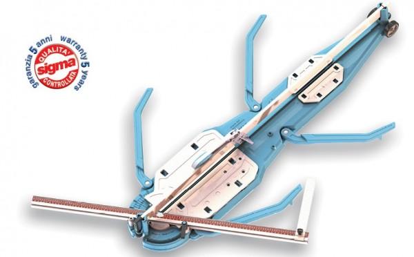 Sigma Fliesenschneider 3 E4K Klick Klock, 128 cm Schnittlänge