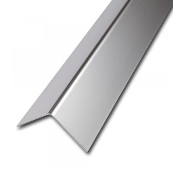 Eckschutzwinkel Edelstahl, Oberfläche MATT/GLATT