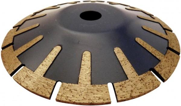 Diamant Kurvenscheibe 125 mm