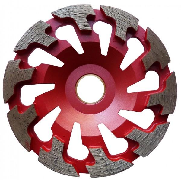 PREMIUM diamond cup grinding wheel - 130 mm - for Protool/Festool Renofix RG 130-16 E