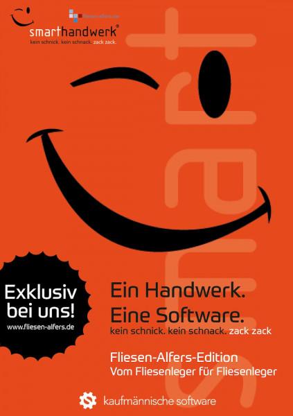 60 TAGE DEMO smarthandwerk Fliesen Alfers Edition * exklusiv bei uns *