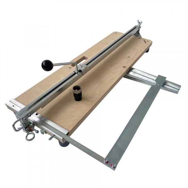 Hufa 800 C-AL German Style - tile cutter - 80 cm cutting length