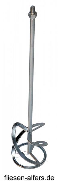 Wendelrührer Quirl 120 mm mit M14 Aufnahme