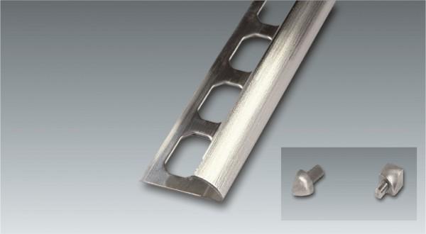 profil silber eloxiert alu aluminium fliesen alfers. Black Bedroom Furniture Sets. Home Design Ideas