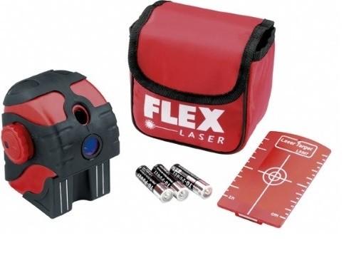 Flex Selbstnivellierender 3-Punkt-Laser ALP 3 Punktlaser