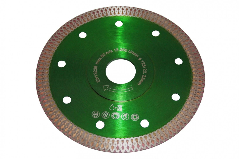green mamba diamantscheibe high end 125 mm fliesen feinsteinzeug naturstein ebay. Black Bedroom Furniture Sets. Home Design Ideas